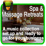 music for massage spa retreat