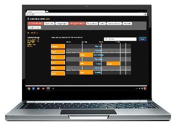 background music schedule system