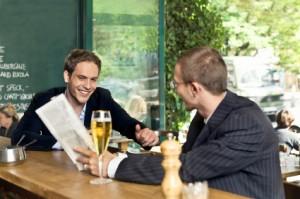 cafe meetings and bar socials
