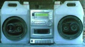 Background Music Sound System