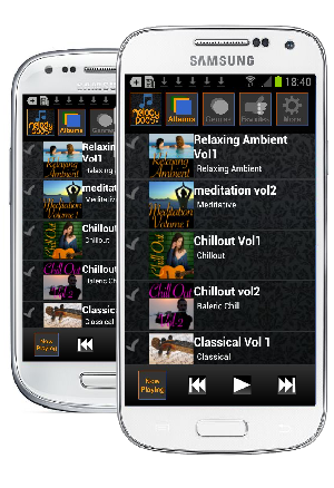 background music in store radio streaming