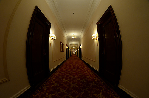 music for hotel corridors