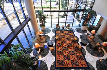 hotel lobby music