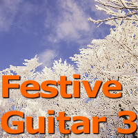 Festive Guitar 3