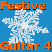 Festive Guitar 4