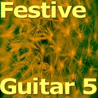 Festive Guitar 5