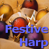 Festive Harp